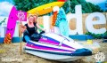 jetski photobooth huren decorstuk tropical party carecaverhuur verhuur huur lifesize beachparty